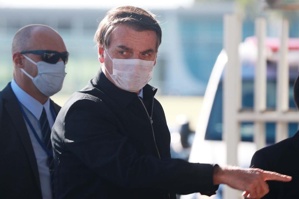 PF pede 30 dias para concluir inquérito que investiga se Bolsonaro interferiu na corporação