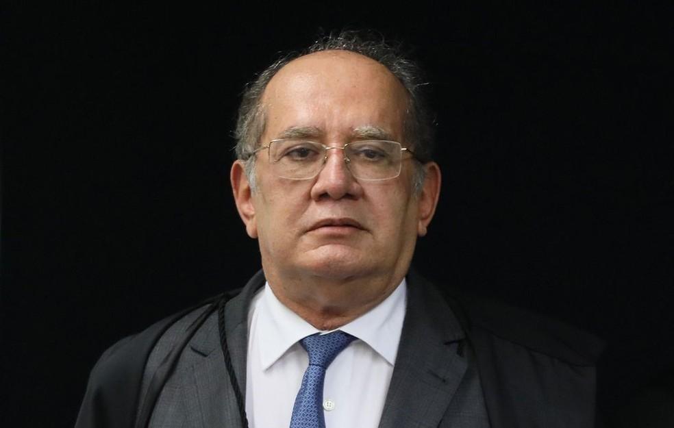 Gilmar Mendes é escolhido relator do pedido no STF contra foro privilegiado para Flávio Bolsonaro
