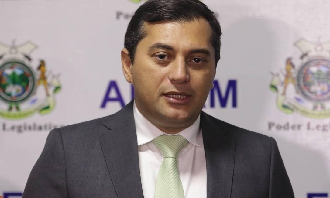 PF mira governador do Amazonas e secretária de Saúde sob suspeita de desvios de recursos do coronavírus