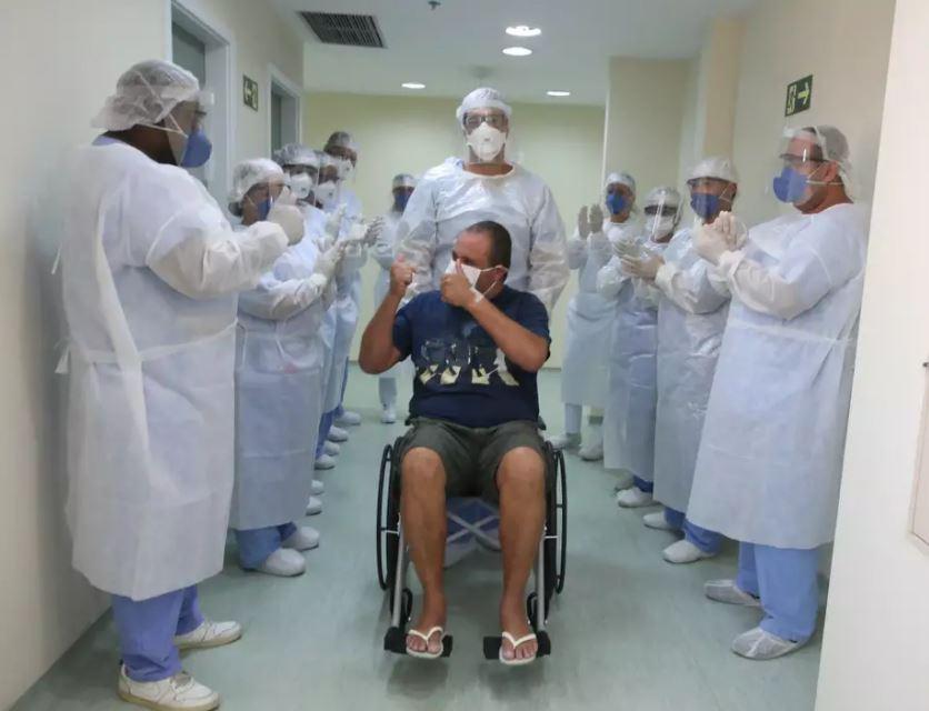 Brasil registra mais 2,7 milhões de pessoas recuperadas do ...