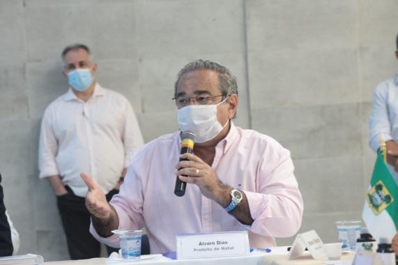Bancada Federal destina recursos para construção do Hospital Municipal de Natal | Blog do BG