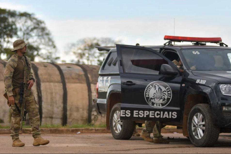 p-go Caçada a 'serial killer do DF' foragido há sete dias mobiliza 200 policiais em Goiás