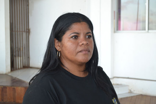 presidente do Sindicato dos Policiais Penais do RN (Sindpen), Vilma Batista,