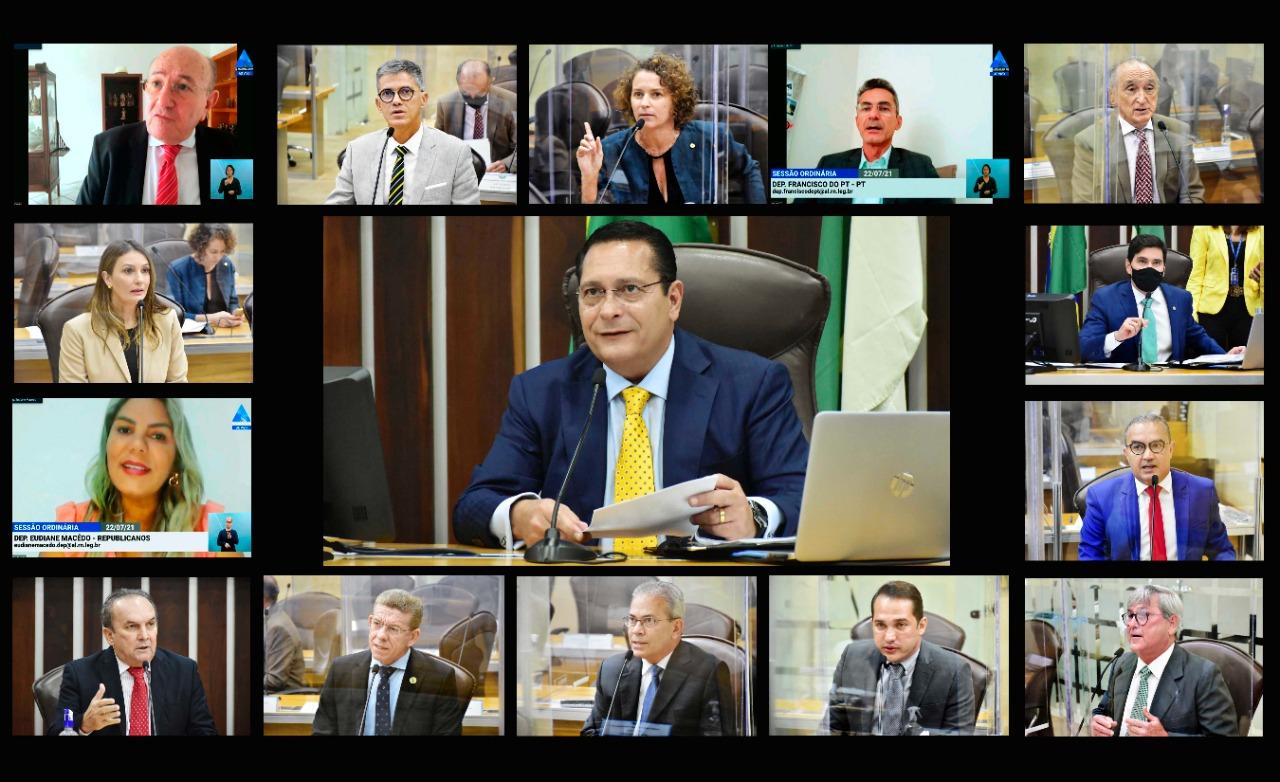 Assembleia Legislativa do RN aprova LDO para orçamento de 2022 - Blog De Olho No RN Blog De Olho No RN