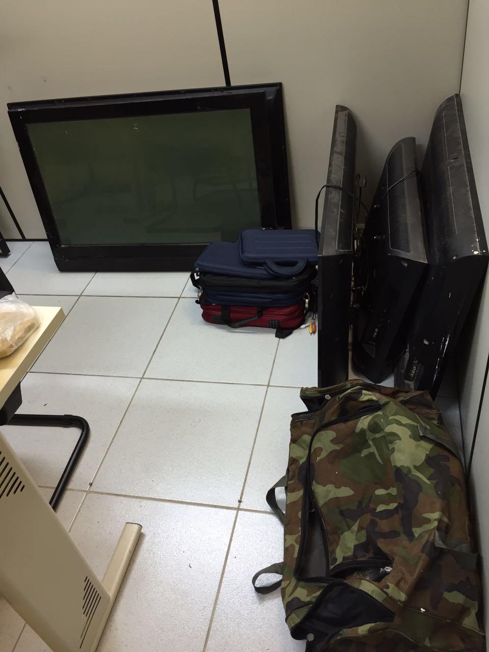 BPChoque realiza operação de combate ao tráfico de drogas na Comunidade do Mosquito (4)