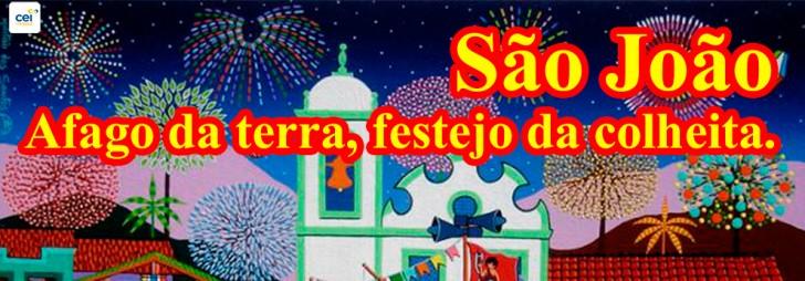 Banner São João do CEI Mirassol