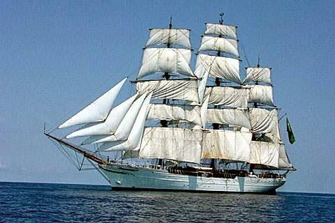 Resultado de imagem para Navio Cisne Branco será aberto à visitação pública no Porto de Salvador
