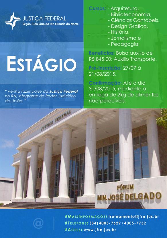 CartazEstagio2015