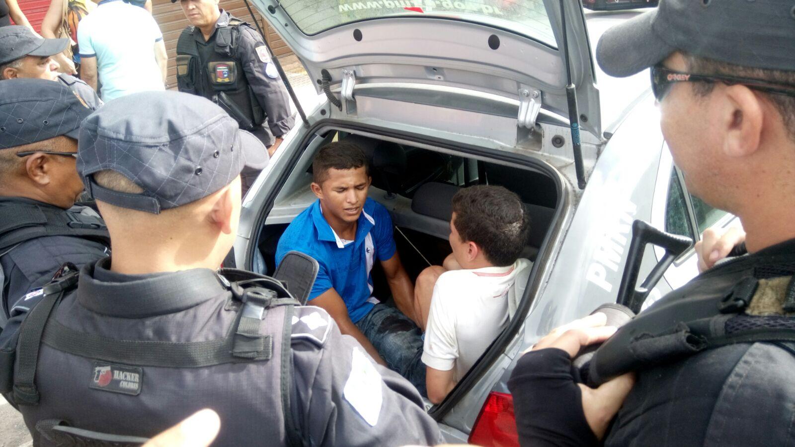 Detidos no Alecrim (3)