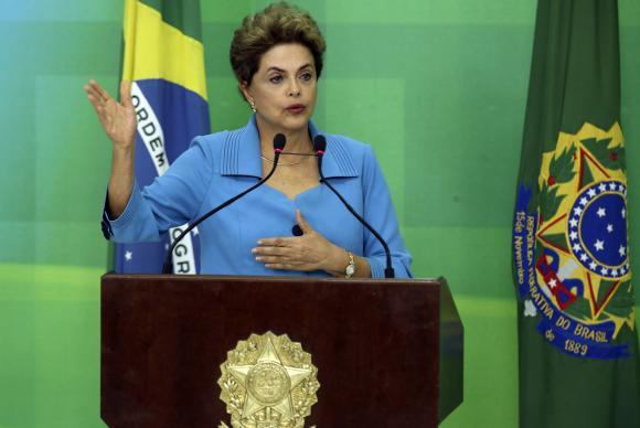 Dilma Rousseff Valter Campanato Agência Brasil