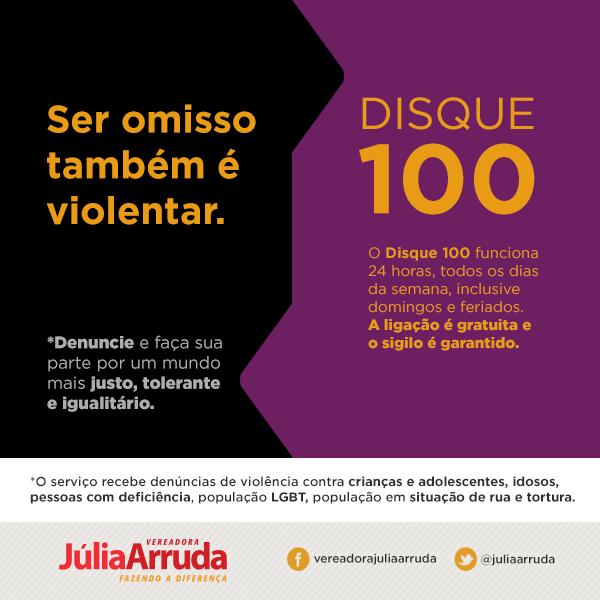 #Disque100