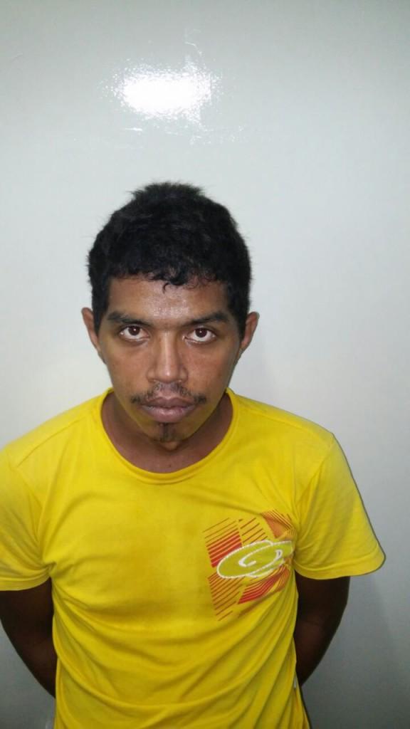 Francisco Ã-talo Vieira da Silva, de 25 anos