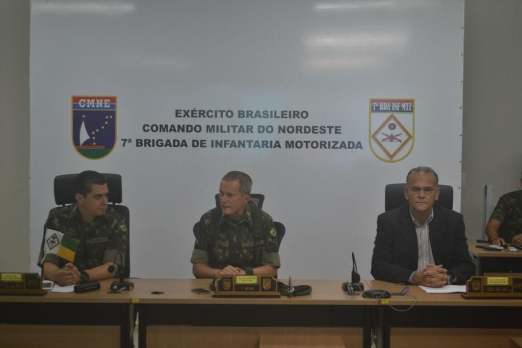 Governo do Estado e forças armadas discutem atuação o RN (5)