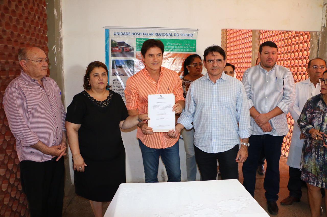 Hospital Regional do Seridó_ Fernanda Andrade