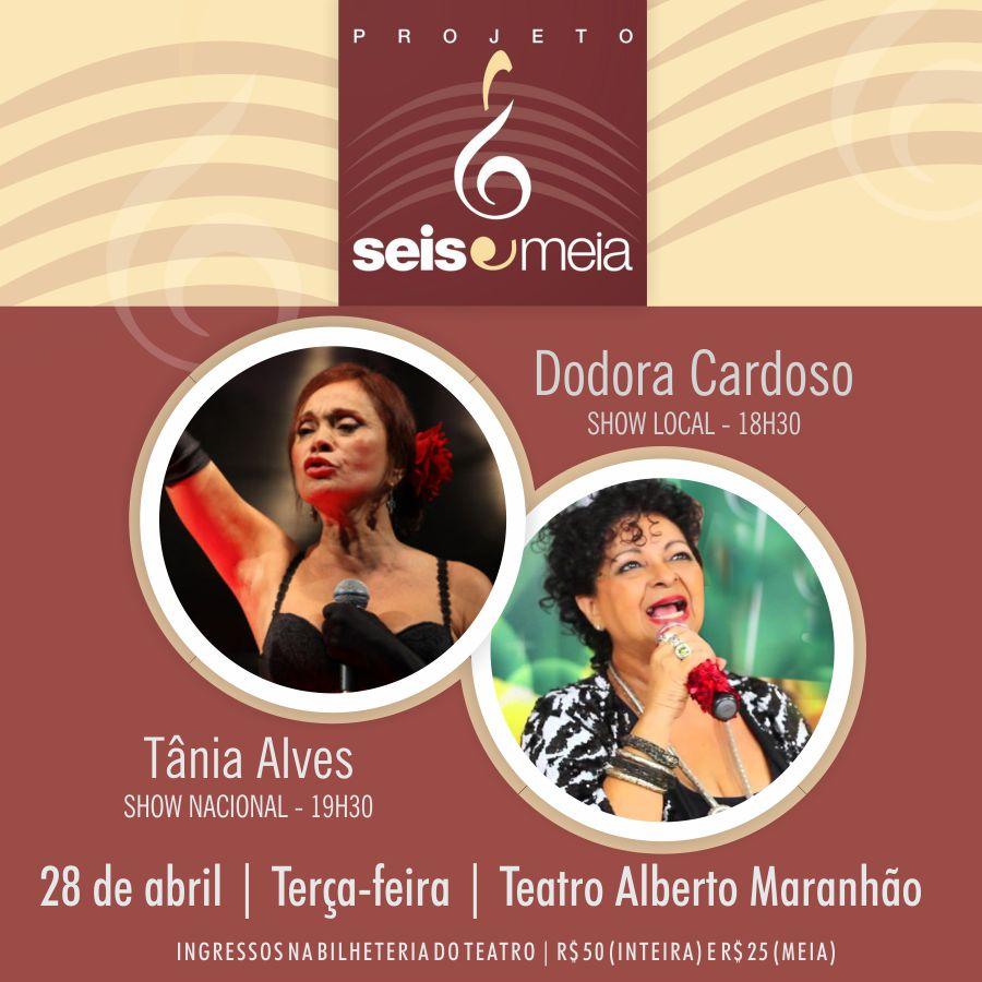 Instagram Tânia Alves e Dodora Cardoso