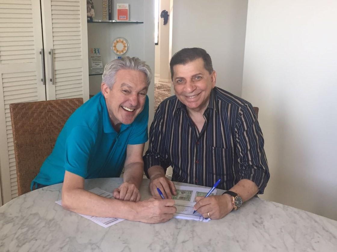 João Maia e Luiz Almir (2)