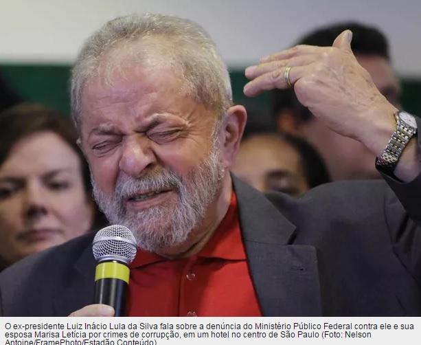 Lula choro