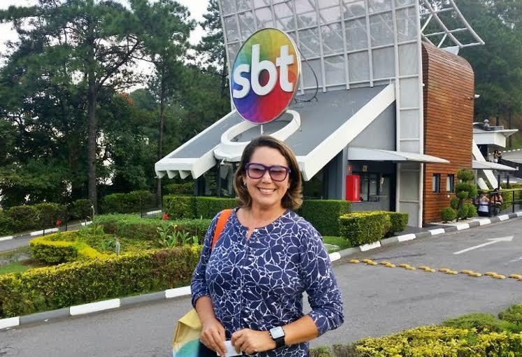 Mauriceia Cavalcante no SBT