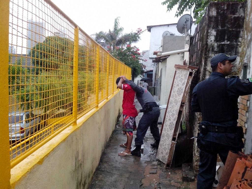 PM satura bairro de Petrópolis e mapeia prédios e terrenos abandonados da zona Leste de Natal (1)
