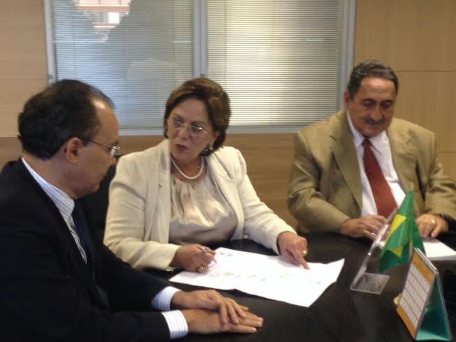 Reunião Ministério da Integração Nacional 3