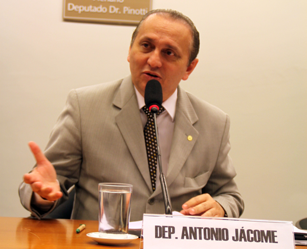 antonio jacome