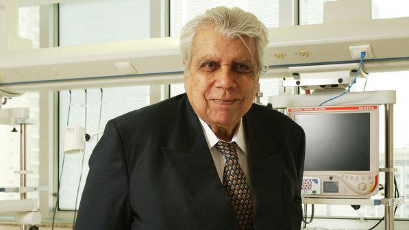Empresário Antonio Ermírio de Moraes