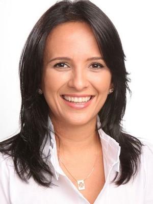Rosy de Sousa, deputada federal pelo PV (Foto: Reprodução/Twitter)