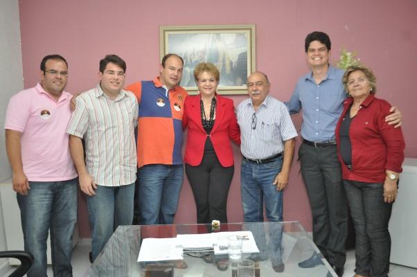 vereadores do psb e pros oposição ao prefeito com doutor Edmar (Custom)